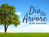 21 de setembro - Dia da Árvore