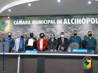 AGORA É LEI: Vereadores aprovaram Projeto e declarou CONSEG de Utilidade Pública