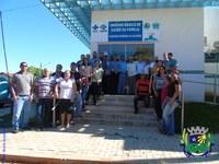 Após vários anos de solicitações, vereadores participam de inauguração de ESF