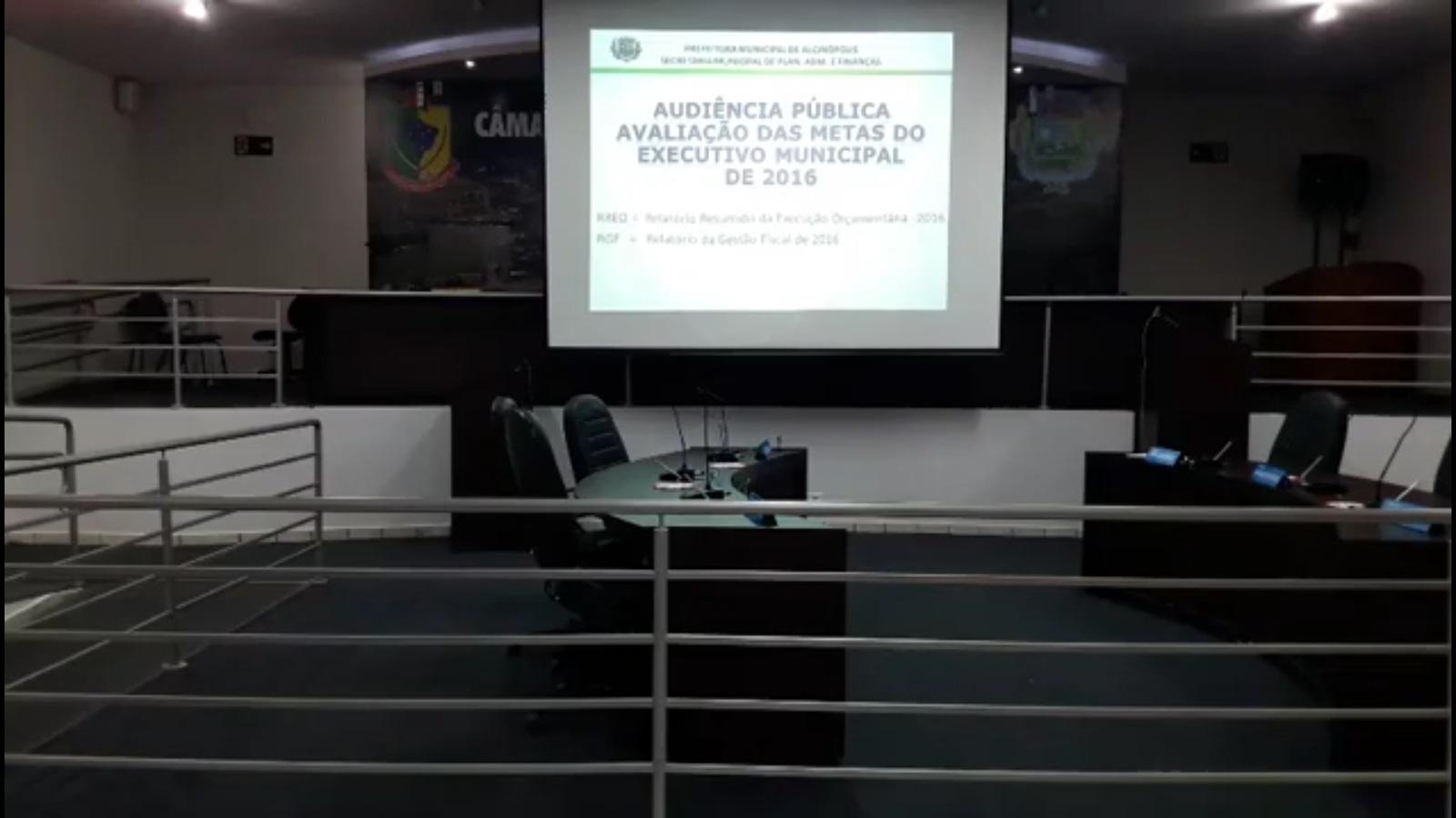 Relatório de gestão fiscal 2 semestre 2016 (Prefeitura de Alcinópolis MS)