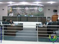 Câmara de Vereadores realiza Sessão Ordinária e vota Projetos de Lei