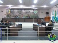 Câmara de Vereadores realiza Sessão Ordinária