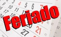 Câmara Municipal divulga expediente neste feriado