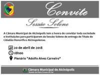 -- CONVITE --
