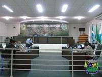 Dois Projetos de Lei são apresentados para apreciação do Legislativo em Sessão