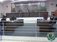 Dois Projetos são aprovados por unanimidade durante sessão
