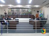 Duas sessões, Solene e Extraordinária, são registradas no plenário da Câmara Municipal de Alcinópolis