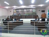 Durante Sessão, vereadores apresentam Prestação de Contas