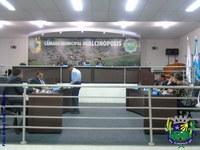 Em sessão, duas indicações do legislativo são apreciadas