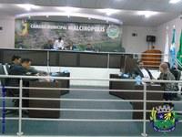 Indicações e Projetos de Lei são apresentados durante Sessão Ordinária