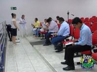 Legislativo apoia e participa da Campanha Novembro Azul
