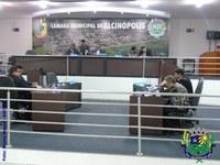Legislativo aprova Projeto de Lei em sessão ordinária