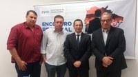 Legislativo de Alcinópolis marca presença em Encontro Regional do Ministério Público Estadual de Mato Grosso do Sul