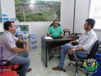 Legislativo e Executivo reúne-se com AGESUL para informações sobre obras na MS217