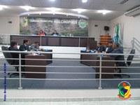 Legislativo municipal realizou sessão ordinária