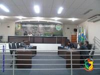 Legislativo municipal reúne-se em Sessão Ordinária