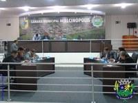 Legislativo realiza Sessão Ordinária