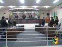 Mesa diretora para biênio 2019-2020 é empossada em Sessão Solene
