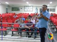 Plenário da Câmara de Alcinópolis foi palco de Audiência Pública para definição da LOA 2020