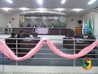 Projeto de Lei Complementar é apresentado em Sessão Ordinária