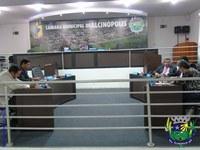 Projeto de Lei que institui o FUMTUR e o COMTUR é aprovado em Sessão Ordinária