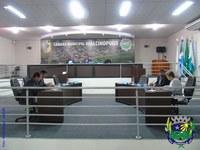 Vereadores apresentam indicações durante sessão ordinária