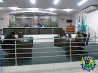 Vereadores aprovam Projetos de Lei durante Sessão