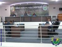 Vereadores aprovam Projetos de Lei em Sessão Ordinária