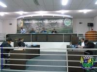 Vereadores encaminham Projetos de Lei às Comissões durante Sessão