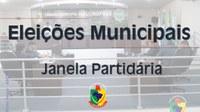 Vereadores municipais cumprem prazo para janela de troca partidária
