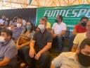 Vereadores participam de lançamento do MS + Esporte