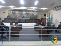 Sessão Ordinária é realizada sem presença de público